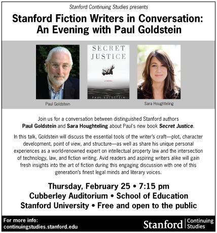 Stanford Fiction Writers in Conversation
